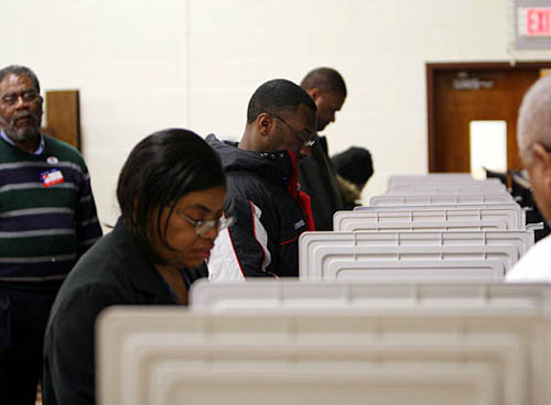 WHY IT MATTERS: Voting rights