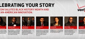Verizon Wireless Honors African-American Achievements With an Online Multimedia Series