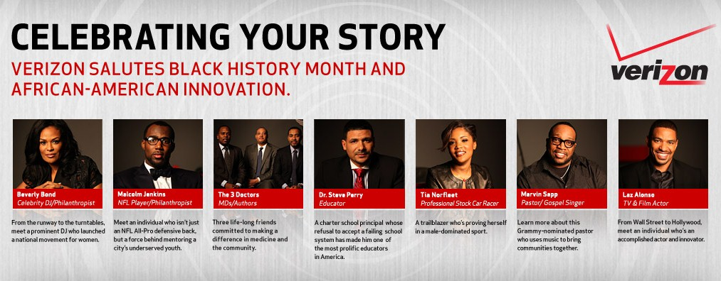 The Sacramento Observer » Verizon Wireless Honors African