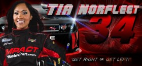First Black Female NASCAR Driver Seeks Community Support