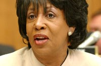 Democrats Support Maxine Waters in Ethics Flap