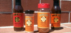 Smokin Go's Sauces and Seasonings Hopes to Kickstart Their Business