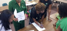 AKA Sorority Hosts Local Voter Registration Drive