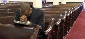 African-American Christians Waver Over Vote