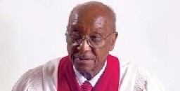 Shiloh Mourns The Loss of Rev. Willie P. Cooke