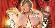 Comedienne Cocoa Brown in Sacramento