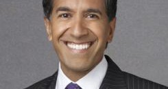Speakers Series Welcomes Dr. Sanjay Gupta to Sacramento