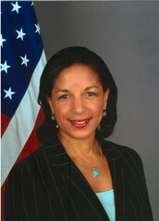 Ambassador Rice crop