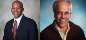 Allen Warren (L) and Rob Kerth (R) are competing to represent Sacramento City Council District 2