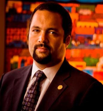 Benjamin Todd Jealous NAACP, President & CEO
