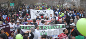 "Over 28,000 Participants ""March for the Dream"" in Sacramento"