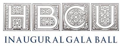 HBCU Gala logo