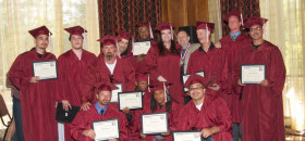 Sacramento Community Based Coalition graduation