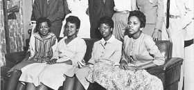 Minniejean Brown Trickey And The Little Rock Nine Part I