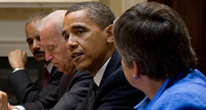 President Obama & BP crop