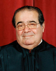 Justice Scalia Equates Black Voting Rights with 'Racial Entitlements'