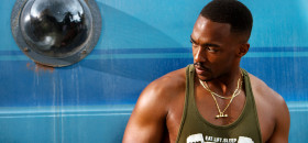 "Anthony Mackie: ""PAIN & GAIN"""