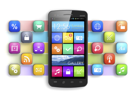 mobile phone app 3