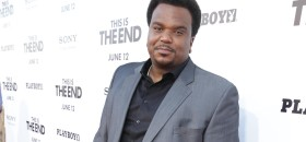 "Craig Robinson Feature—""This Is the End"""