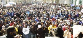 NC NAACP Protests