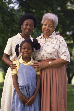 black women generations
