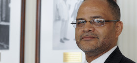 David Banks, president of the Eagle Academy Foundation based in New York City, N.Y. (Freddie Allen/NNPA News Wire)