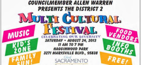 Councilman Warren Hosts Multi-Cultural Festival: Celebrate Our Diversity