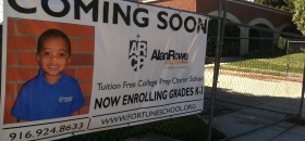 Alan Rowe College Prep Prepares For Grand Opening