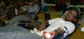 Kings' Blood Drive Brings In More Than 300 Donors