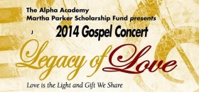 Alpha Phi Alpha Hosts Gospel Concert Scholarship Fundraiser