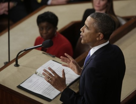 President Obama delivers 2014 State of the Union address (White House Photo)