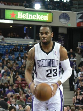 Shootig guard Marcus Thornton's troubled season has ended in Sacramento. He can now start over as he was traded to the Brooklyn Nets for guard Jason Terry and power forward Reggin Evans.