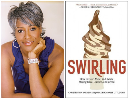 "As co-author of ""Swirling"", the popular how-to book on interracial, cross-cultural and mixed-faith dating and relationships, Janice Littlejohn will make a pre-Valentine's Day appearance at Underground Books in Sacramento, Saturday, Feb. 8 from 2 p.m. - 4 p.m."