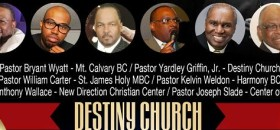 singing pastors