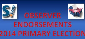 OBSERVER ENDORSEMENTS