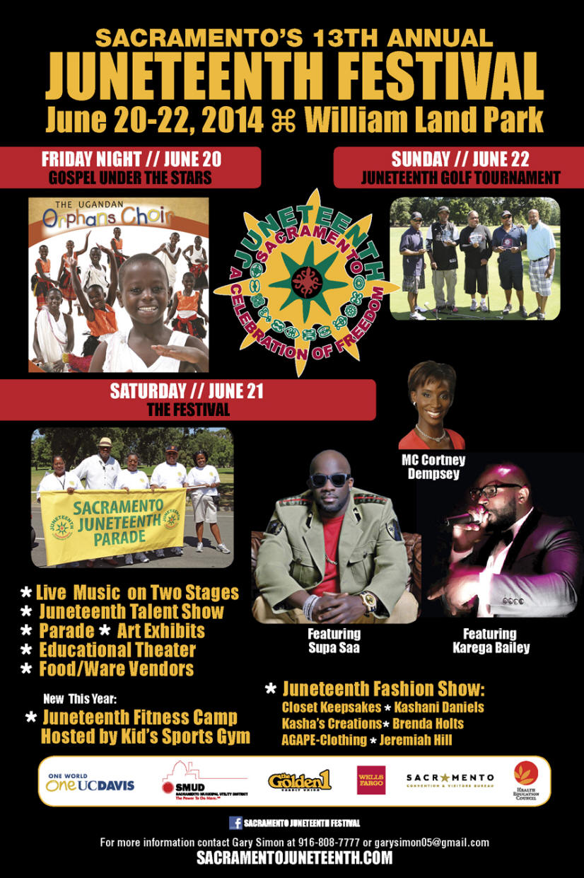 13th Annual Juneteenth Celebration: A Celebration of Freedom!