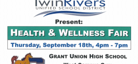 Twin Rivers School District Hosts Health & Wellness Fair