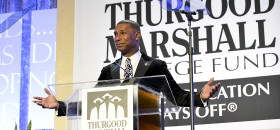 Thurgood Marshall College Fund President Johnny Taylor