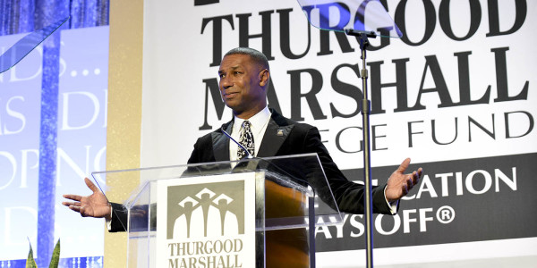 Thurgood Marshall College Fund President Johnny Taylor