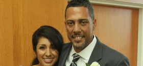 OCT. 15: The Date Malik Saunders Got Married — And Nearly Died