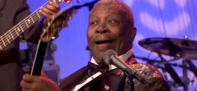 'King of the Blues' blues legend B.B. King dead at age 89