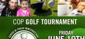 COP 2015 Charity Golf Tournament, Celebrating Our Fathers