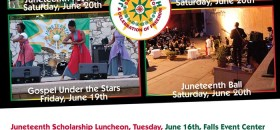 Sacramento Celebrates Juneteenth 2015