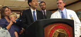 Vaccine law opponents cleared to start recall of Senator Richard Pan