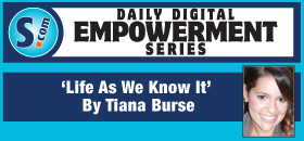 TIANA BURSE: Toss Expectations Into The Sea of Life