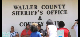 Family questions circumstances of woman's Texas jail death