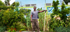 South Central's Guerrilla Gardener Ron Finley to sow seed at IndiviZible meeting