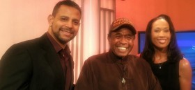Ben Vereen promotes Wellness Through the Arts on Sacramento Film Works