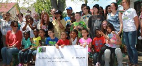 Local 'Walk For Literacy' Champions Children's Reading