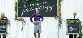 United Way's 14th Annual Women in Philanthropy Luncheon & Fashion Show